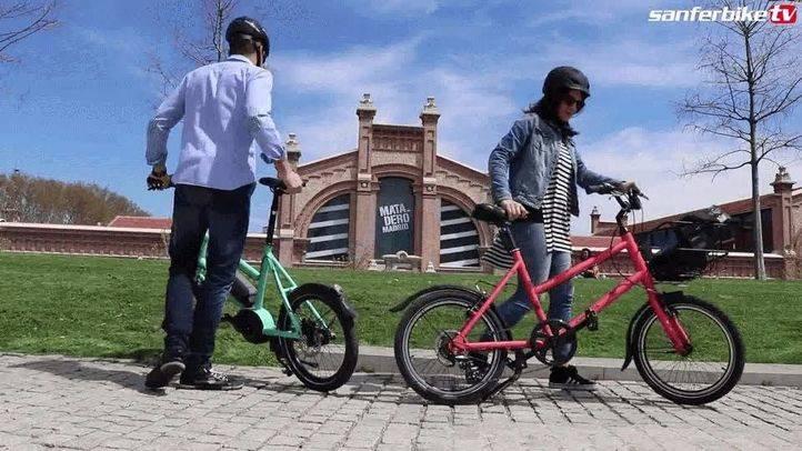 Las bicicletas eléctricas, un arma contra la contaminación en las grandes ciudades