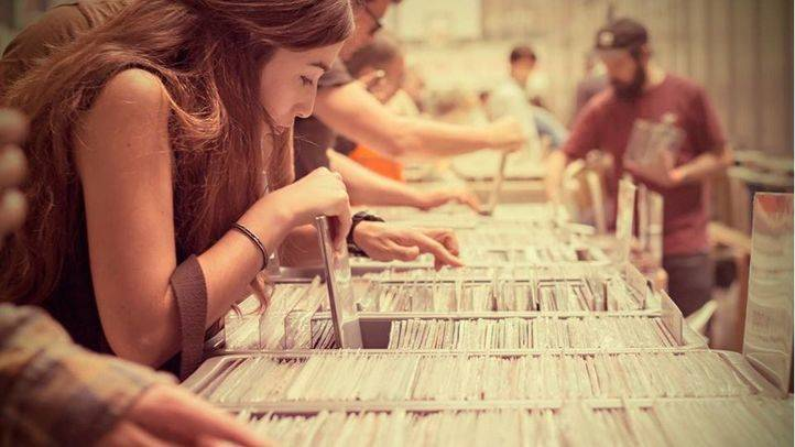 Feria Internacional del Disco en Madrid