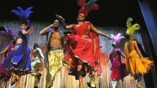 Bollywood cabaret
