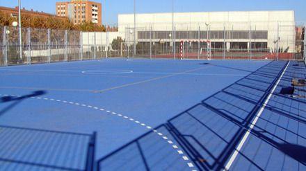Centro deportivo Alberto Garc�a