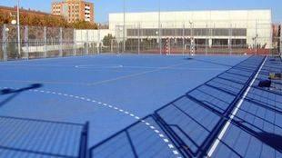 Centro deportivo Alberto García
