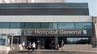 Fachada Hospital La Paz