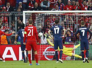 Atlético de Madrid, finalista de la Champions