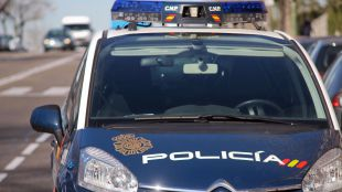 Detenidos dos hombres por atracar bancos a punta de pistola