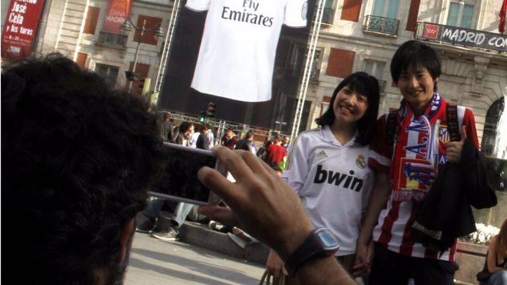 Un multimillonario chino trae de vacaciones a Madrid a 2.500 empleados