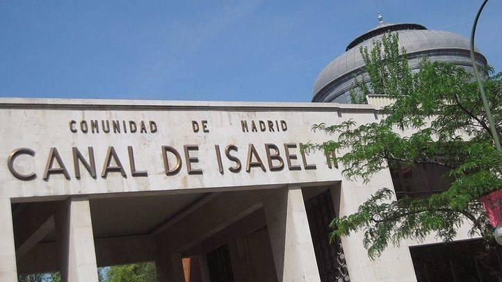 Canal Isabel II sede Sta. Engracia (Archivo)