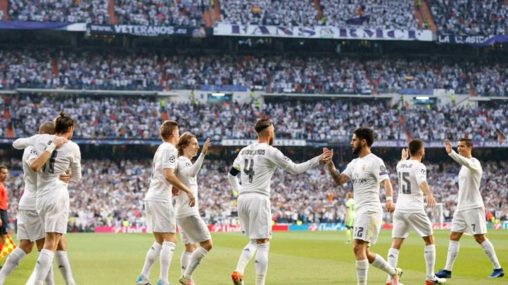 Real Madrid, 1 - Manchester City, 0