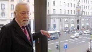 Luis Eduardo Cort�s, pte ejecutivo IFEMA