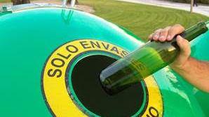 'Batalla' de reciclaje en la Complutense