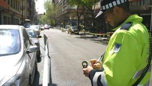 El Ayuntamiento puso 2,09 millones de multas de tráfico, según Automovilistas Europeos