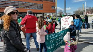 La Comunidad elimina un aula del nuevo CEIPSO de Rivas en pleno proceso de escolarización