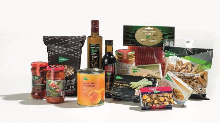 El Corte Inglés continúa su desarrollo internacional en alimentación al comercializar productos en Reino Unido
