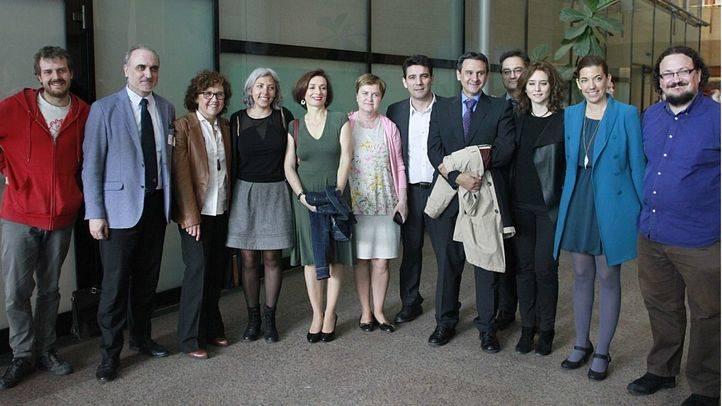 La Asamblea aprueba por unanimidad el nuevo Consejo de Administraci�n de Telemadrid