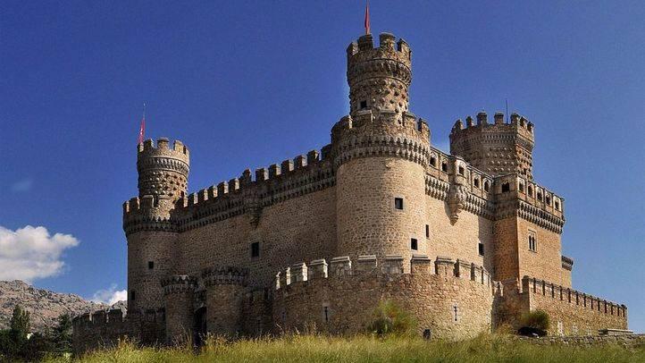 Disfruta gratis del Castillo de Manzanares El Real