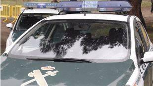 Dos detenidos por robar más de 50 metros de cable de cobre de la vía del AVE