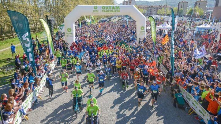 Una carrera de 100 kilómetros para luchar contra la pobreza y el hambre