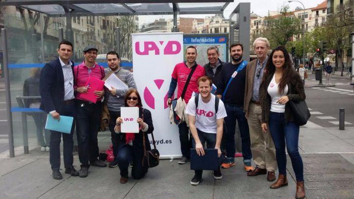 UPyD empieza la recogida de avales para llegar al 26-J