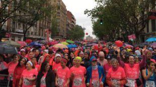 La Carrera de la Mujer destina 100.000 euros contra el cáncer