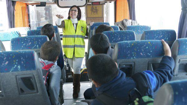 La Comunidad concede las ayudas al transporte escolar para este curso