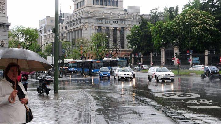 La capital se prepara para evitar un lunes de atascos