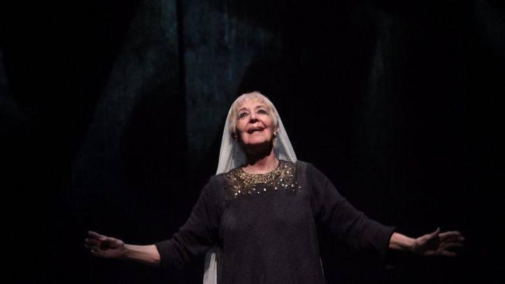 Concha Velasco en 'Reina Juana'