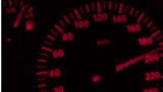 Detenido por compartir vídeos en Periscope mientras conducía a 195 km/h
