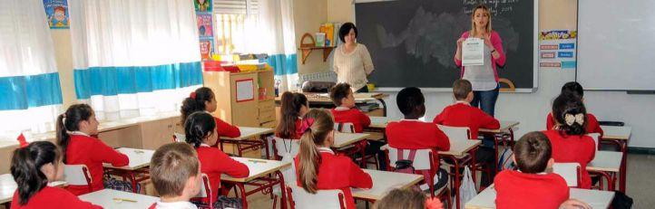 Los alumnos madrile�os se enfrentan esta semana a las pol�micas pruebas de Primaria