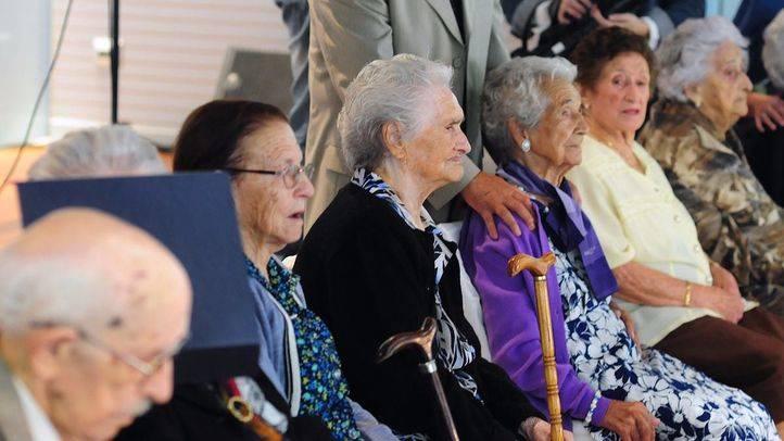 El 18,4% de los hogares madrileños están sustentados por una pensión de jubilación, según CCOO
