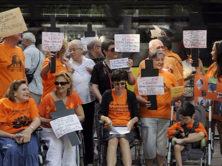 Madrid, una de las regiones peor valoradas en la aplicación de la Ley de Dependencia, según CCOO