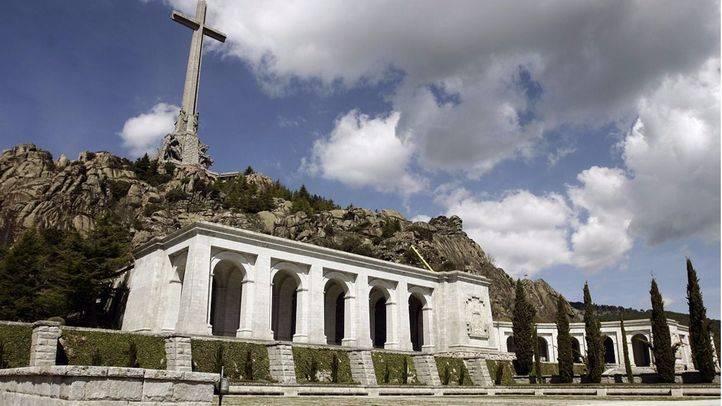 Valle de los Caídos en Cuelgamuros (Archivo)
