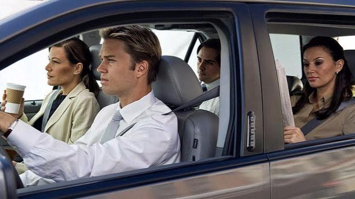 Sólo un 11% de los conductores madrileños comparten coche para ir al trabajo
