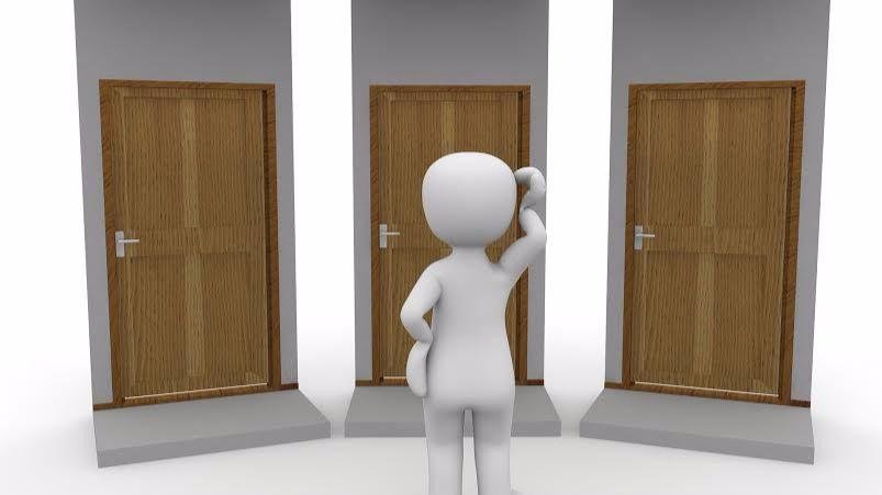 Tipos de puertas y cerraduras para el hogar madridiario for Puertas para el hogar