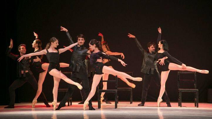 Ballet de Milano en el teatro Apolo