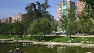 El parque Carlos Arias Navarro pasará a llamarse Parque Aluche