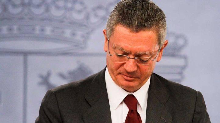 Alberto Ruiz Gallardón (Archivo)