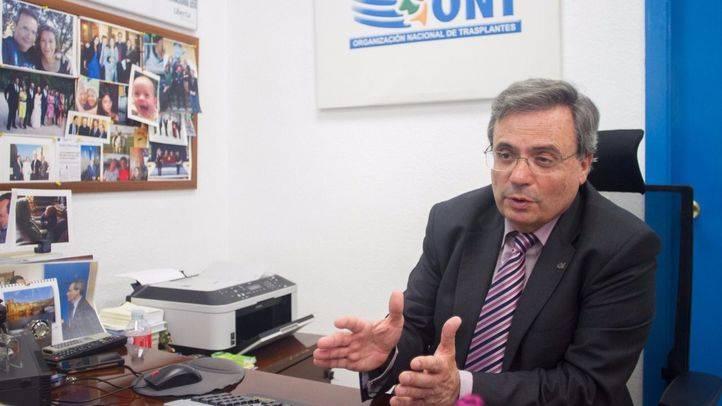 Rafael Matesanz, director de la Organización Nacional de Trasplantes