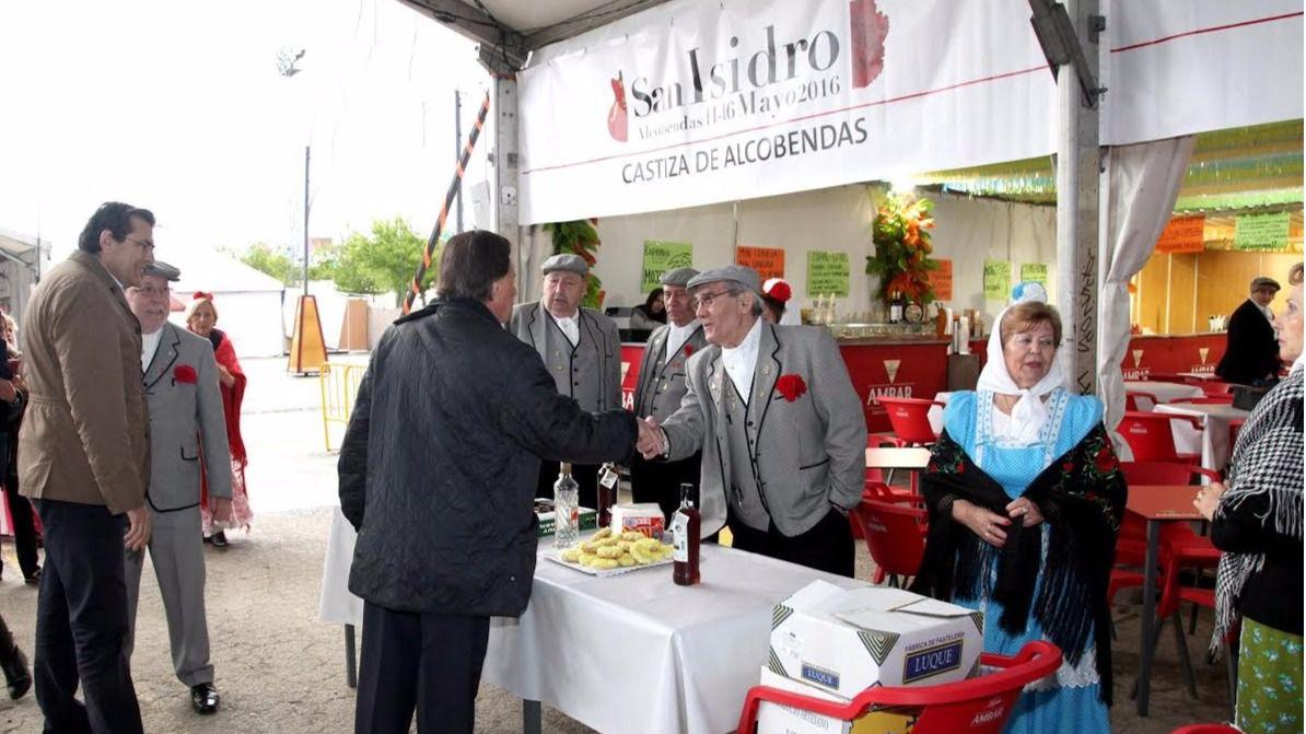 Las fiestas de alcobendas m s chulapas que nunca madridiario - Fiestas en alcobendas ...