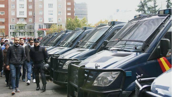 Un dispositivo policial al estilo del de Nochevieja protegerá los conciertos de la Plaza Mayor