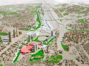 El Ayuntamiento modificará el planeamiento para desarrollar Madrid Puerta Norte