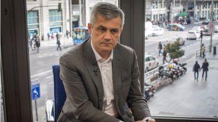 David Lucas, alcalde de Móstoles, encabezará las listas del PSOE por Madrid al Senado