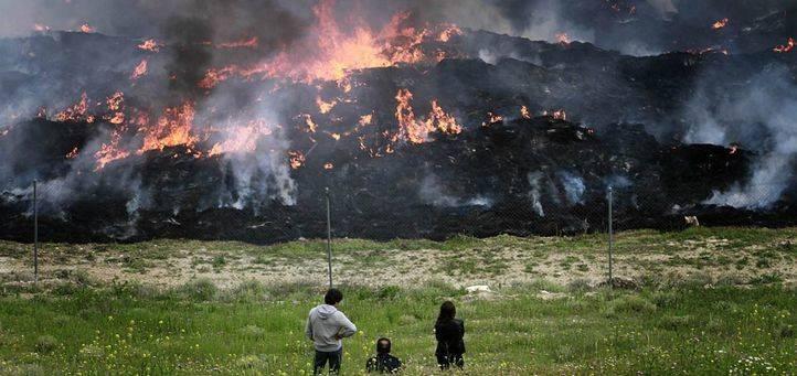 El Gobierno de Castilla- La Mancha desaloja la urbanización de 'El Pocero' por el incendio