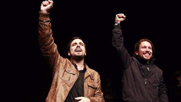 'Unidos Podemos' será el nombre de la coalición IU-Podemos