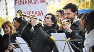 Los trabajadores de escuelas de música irán a la huelga el 25 de mayo