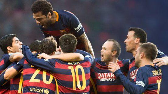 El Barça, campeón de Liga pese al triunfo del Madrid