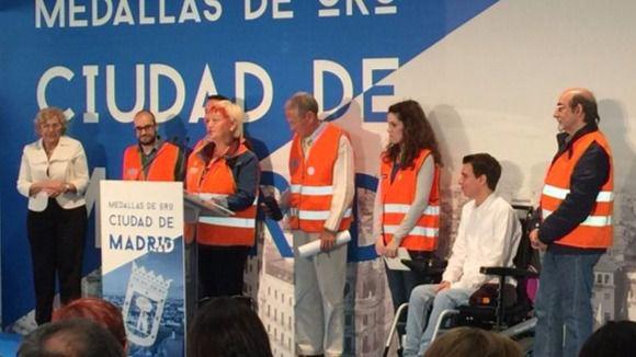 El 'Ángel de Budapest', Voluntarios por Madrid, Madres contra la droga y Diego Figuera, medallas de oro