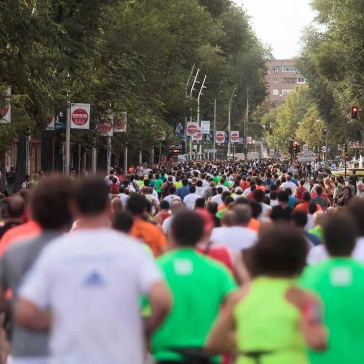 Madrid correrá por la Esclerosis Múltiple