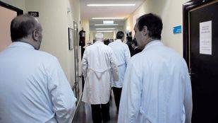 Sanidad realiza control médico a un millón de madrileños que padecen hipertensión