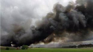 Los parámetros del aire a ras de suelo en Seseña son