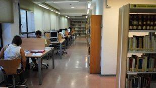 Once bibliotecas de la Comunidad amplían su horario de cara a los exámenes