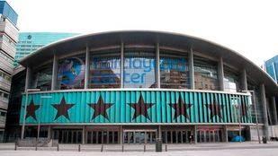 El Barclaycard Center aplía su aforo máximo a 17.400 espectadores